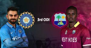 IND vs WI Match Prediction