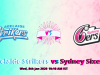 Adelaide Strikers vs Sydney Sixers