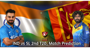 IND vs SL 2nd T20, Match Prediction