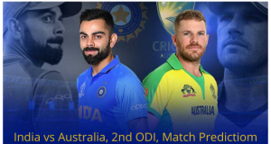 India vs Australia, 2nd ODI, Match Predictiom