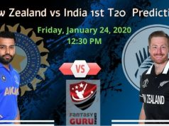 New Zealand vs India 1st T20 Match Prediction
