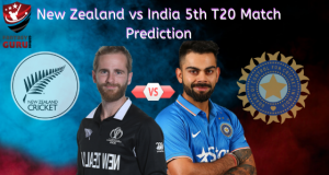 New Zealand vs India 5th T20 Match Prediction
